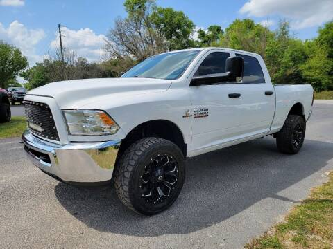 2016 RAM Ram Pickup 2500 for sale at Gator Truck Center of Ocala in Ocala FL