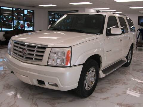 2006 Cadillac Escalade for sale at Dealer One Auto Credit in Oklahoma City OK