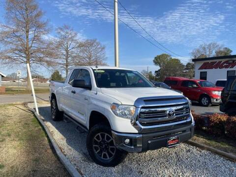 2017 Toyota Tundra for sale at Beach Auto Brokers in Norfolk VA