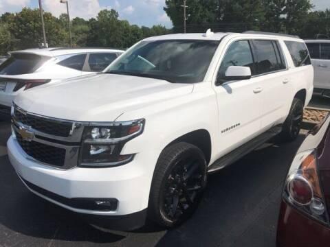 2017 Chevrolet Suburban for sale at Southern Auto Solutions-Jim Ellis Hyundai in Marietta GA