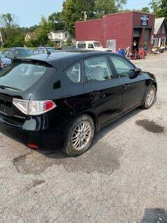 2011 Subaru Impreza for sale at DPG Enterprize in Catskill NY