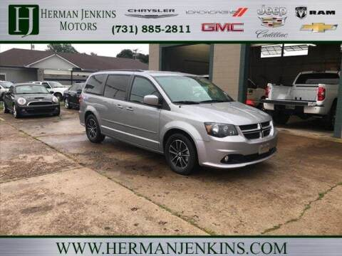 2017 Dodge Grand Caravan for sale at Herman Jenkins Used Cars in Union City TN