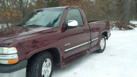 1999 Chevrolet Silverado 1500 for sale at Expressway Auto Auction in Howard City MI