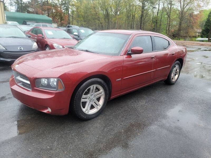 2006 Dodge Charger for sale at GEORGIA AUTO DEALER, LLC in Buford GA