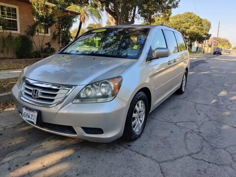 2009 Honda Odyssey for sale at Apollo Auto El Monte in El Monte CA