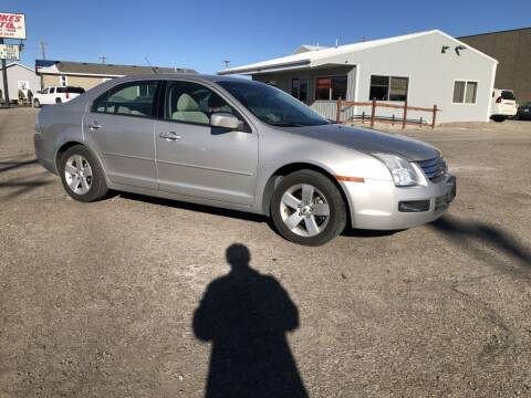 2007 Ford Fusion for sale at Mikes Auto Inc in Grand Junction CO