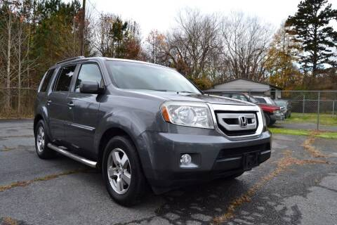 2011 Honda Pilot for sale at Victory Auto Sales in Randleman NC