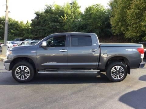 2011 Toyota Tundra for sale at Bill Gatton Used Cars - BILL GATTON ACURA MAZDA in Johnson City TN