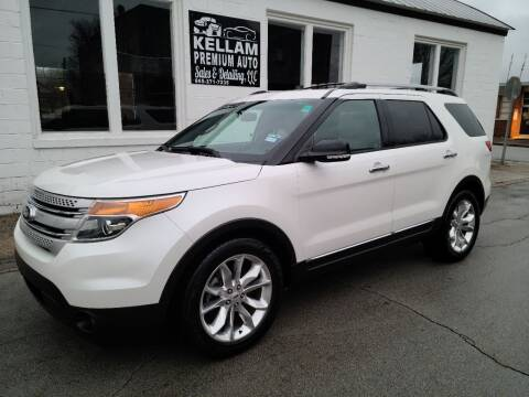 2014 Ford Explorer for sale at Kellam Premium Auto Sales & Detailing LLC in Loudon TN
