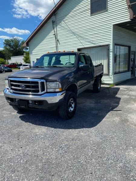 2003 Ford F-250 Super Duty for sale at Superior Auto Sales in Duncansville PA