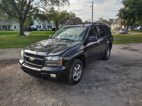 2006 Chevrolet TrailBlazer for sale at Flag Motors in Columbus OH