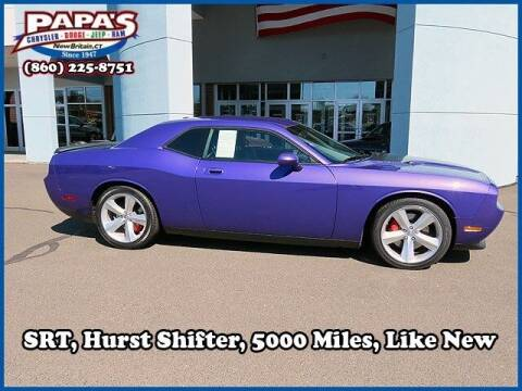 2010 Dodge Challenger for sale at Papas Chrysler Dodge Jeep Ram in New Britain CT