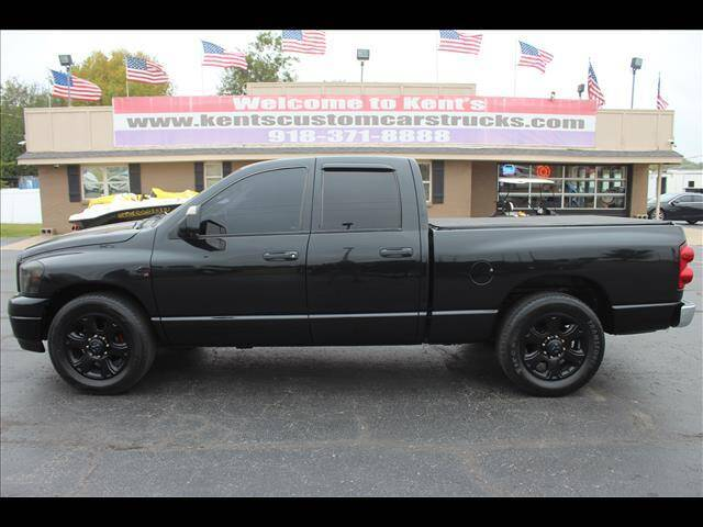 2008 Dodge Ram Pickup 2500 for sale at Kents Custom Cars and Trucks in Collinsville OK