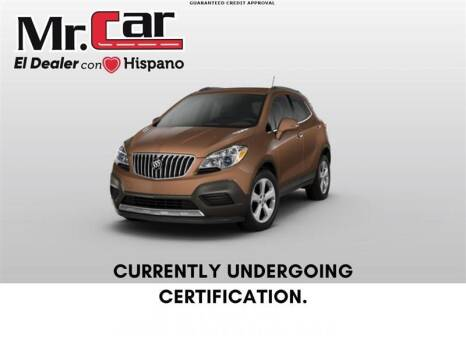 2016 Buick Encore for sale at Mr. Car LLC in Brentwood MD