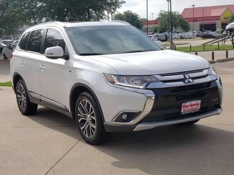 2018 Mitsubishi Outlander for sale at Don Herring Mitsubishi in Plano TX