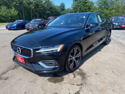 2020 Volvo S60 for sale at AutoMile Motors in Saco ME