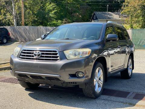 2008 Toyota Highlander for sale at AMA Auto Sales LLC in Ringwood NJ