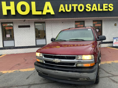 2006 Chevrolet Tahoe for sale at HOLA AUTO SALES CHAMBLEE- BUY HERE PAY HERE - in Atlanta GA