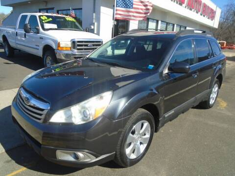 2010 Subaru Outback for sale at Island Auto Buyers in West Babylon NY
