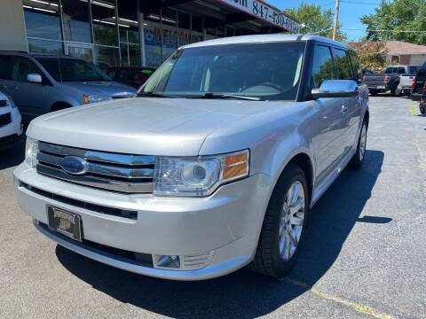 2010 Ford Flex for sale at TOP YIN MOTORS in Mount Prospect IL