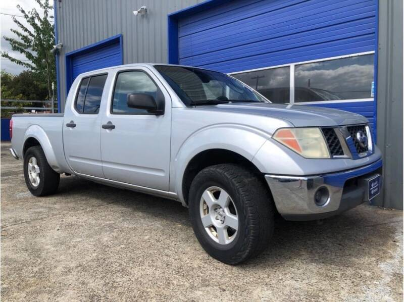 2007 Nissan Frontier for sale at Chehalis Auto Center in Chehalis WA