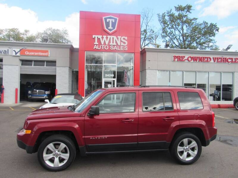 2014 Jeep Patriot for sale at Twins Auto Sales Inc in Detroit MI