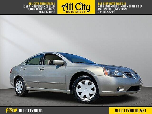 2004 Mitsubishi Galant for sale at All City Auto Sales II in Indian Trail NC