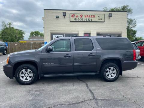 2010 GMC Yukon XL for sale at C & S SALES in Belton MO