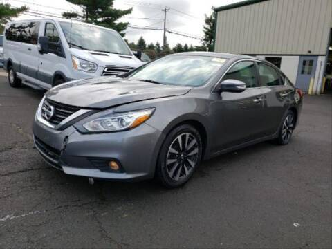 2018 Nissan Altima for sale at Car Nation in Aberdeen MD