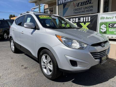 2012 Hyundai Tucson for sale at Max Auto Sales in Santa Maria CA