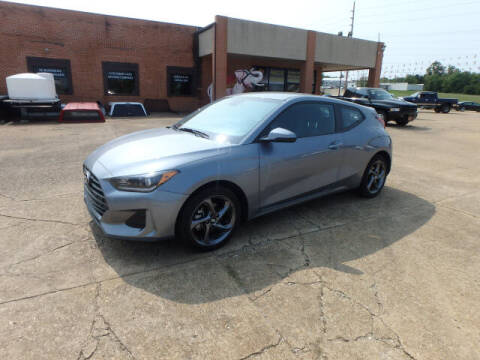 2019 Hyundai Veloster for sale at BLACKWELL MOTORS INC in Farmington MO