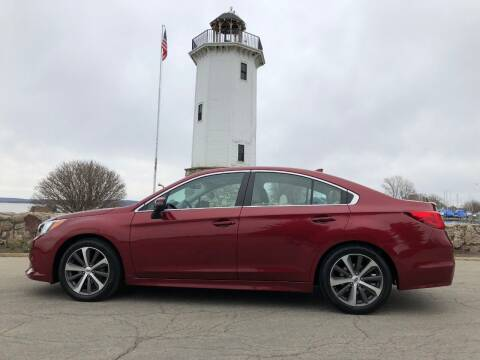 2016 Subaru Legacy for sale at Firl Auto Sales in Fond Du Lac WI