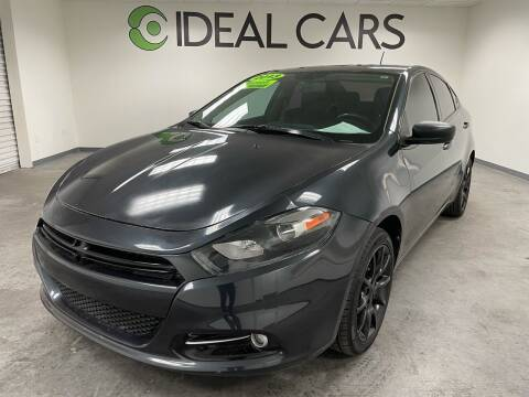 2013 Dodge Dart for sale at Ideal Cars in Mesa AZ