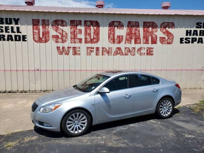 2011 Buick Regal for sale at Yates Brothers Motor Company in Fort Worth TX