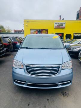 2012 Chrysler Town and Country for sale at Hartford Auto Center in Hartford CT