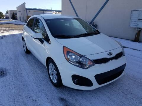 2014 Kia Rio 5-Door for sale at Red Rock's Autos in Denver CO