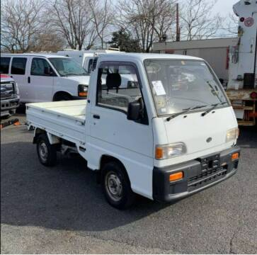 1994 Subaru SAMBAR for sale at Cars With Deals in Lyndhurst NJ