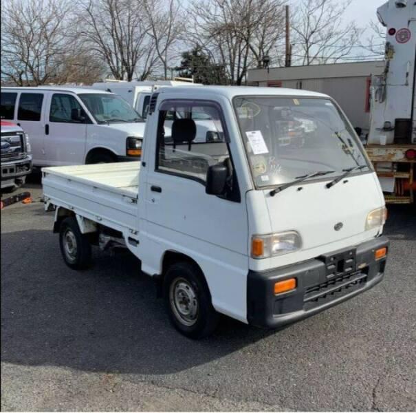 1994 Subaru SAMBAR for sale at Cars With Deals in Lyndhurst NJ