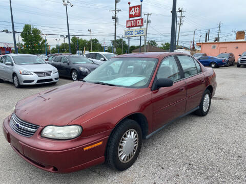 2003 Chevrolet Malibu for sale at 4th Street Auto in Louisville KY