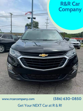2018 Chevrolet Equinox for sale at R&R Car Company in Mount Clemens MI