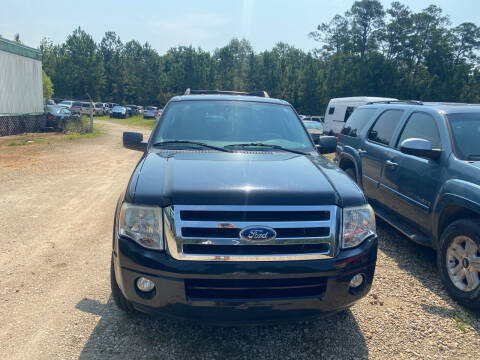 2010 Ford Expedition for sale at Stevens Auto Sales in Theodore AL