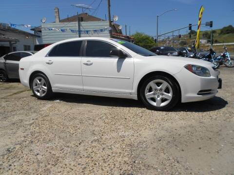 2009 Chevrolet Malibu for sale at Mountain Auto in Jackson CA