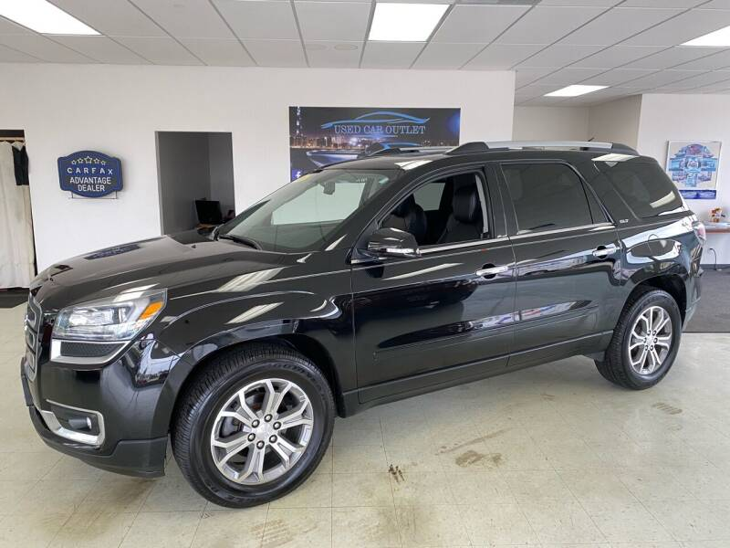 2016 GMC Acadia for sale at Used Car Outlet in Bloomington IL