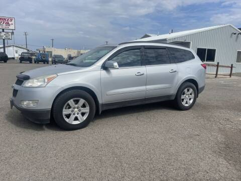 2012 Chevrolet Traverse for sale at Mikes Auto Inc in Grand Junction CO