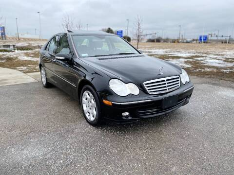 2006 Mercedes-Benz C-Class for sale at Airport Motors in Saint Francis WI
