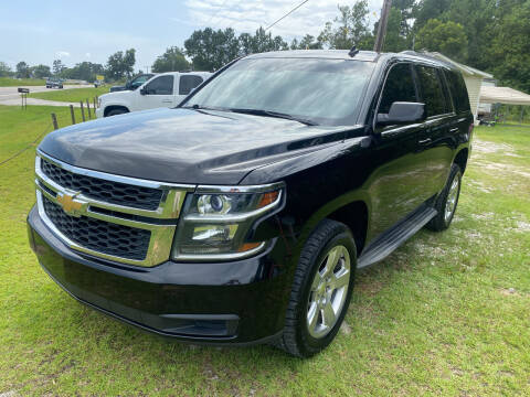 2015 Chevrolet Tahoe for sale at Southtown Auto Sales in Whiteville NC