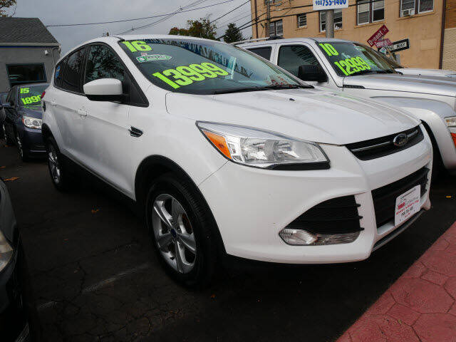 2016 Ford Escape for sale at M & R Auto Sales INC. in North Plainfield NJ