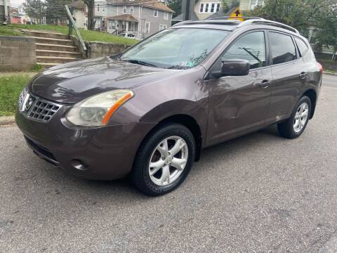 2008 Nissan Rogue for sale at Michaels Used Cars Inc. in East Lansdowne PA