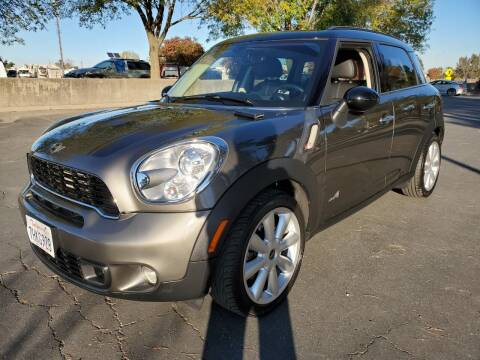 2011 MINI Cooper Countryman for sale at Matador Motors in Sacramento CA
