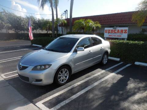 2008 Mazda MAZDA3 for sale at Uzdcarz Inc. in Pompano Beach FL
